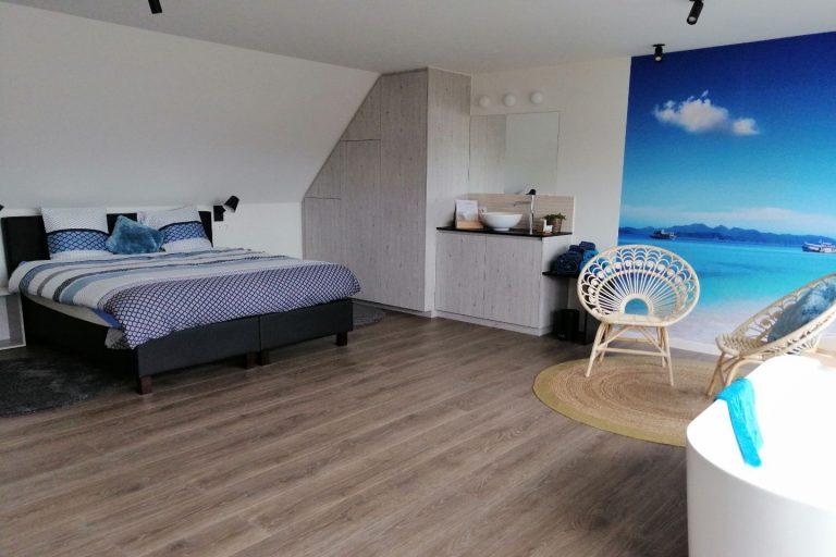 Accommodatie dicht bij Van de Velde NV in Schellebelle