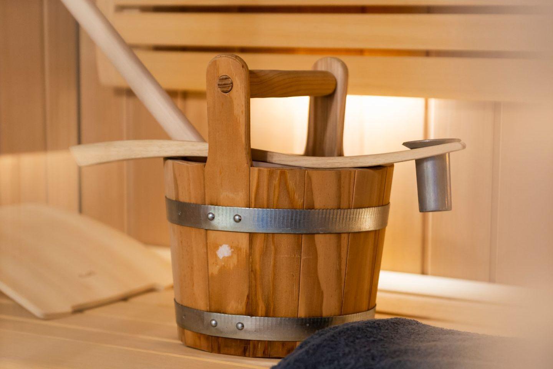 Een sauna kan je leven verandere
