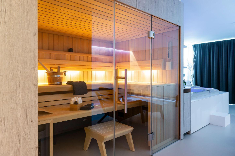 Een sauna kan je leven veranderen